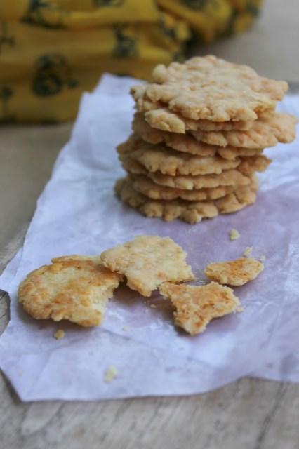 parmesan biscuits