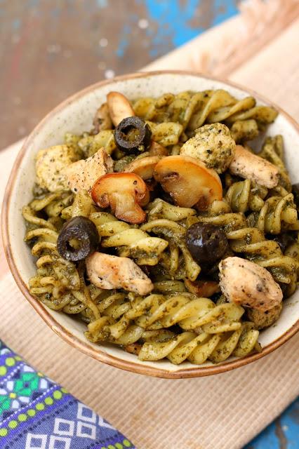 Basil Pesto Pasta2