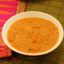 Vegetable kurma restaurant style