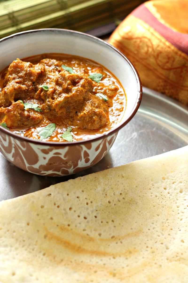 Deepavali Special Mutton Kurma