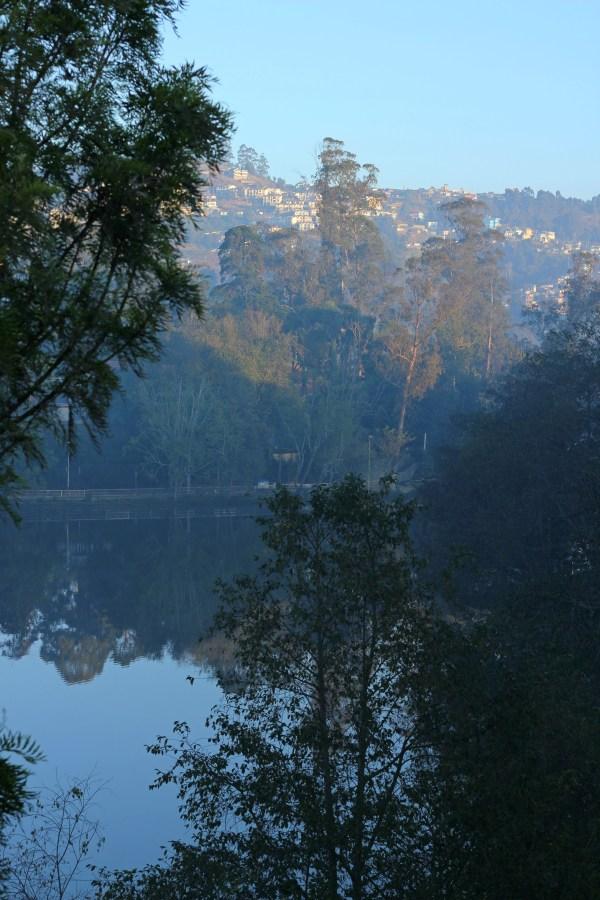 kodaikanal lake view