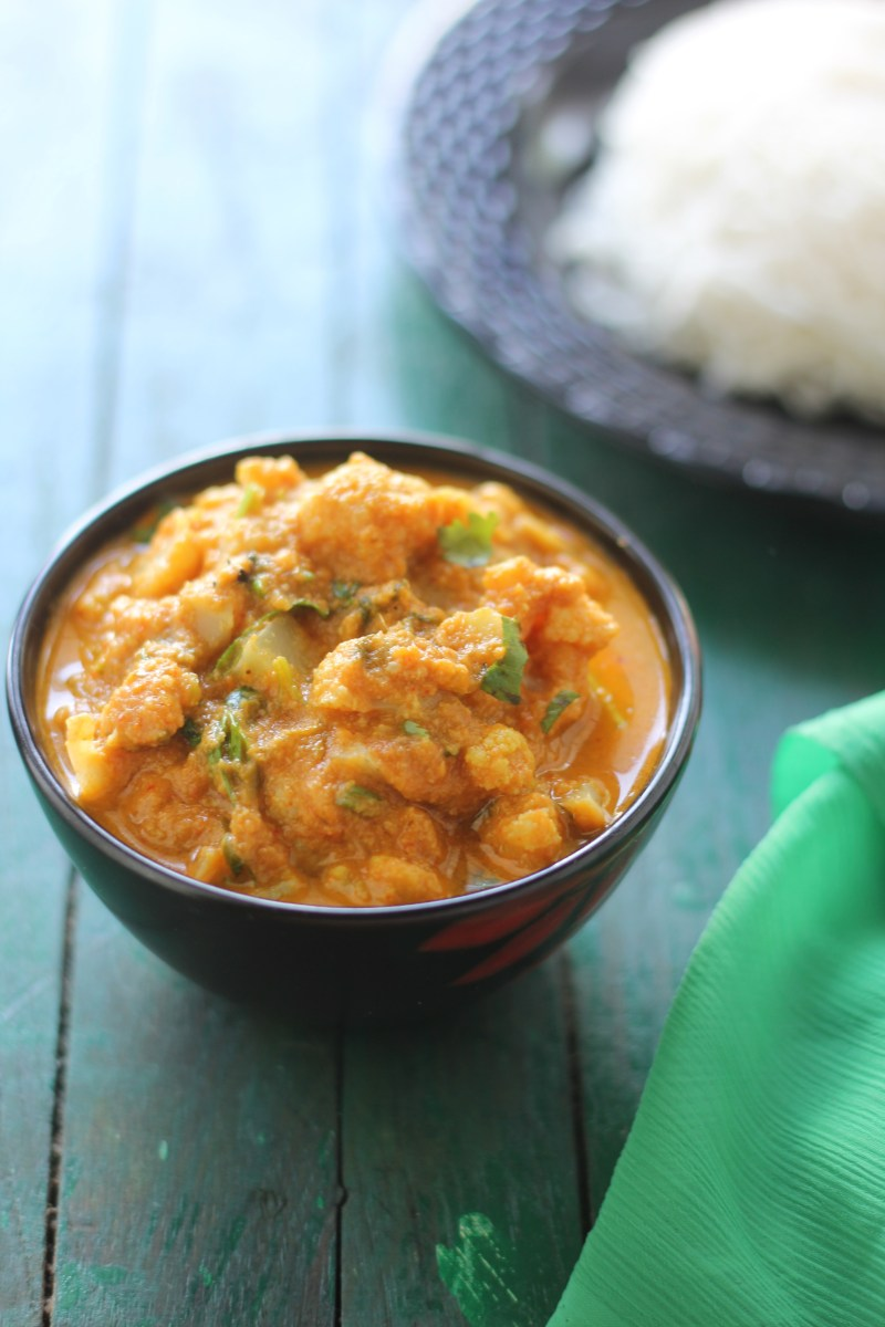 Cauliflower chops | Saravana Bhavan style