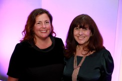 Paula Seager and Hilary Knight, organisers of the awards