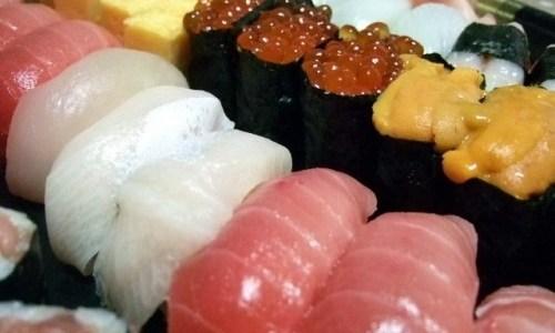 お寿司の数え方はいつから貫なの? 気になる単位を調査!