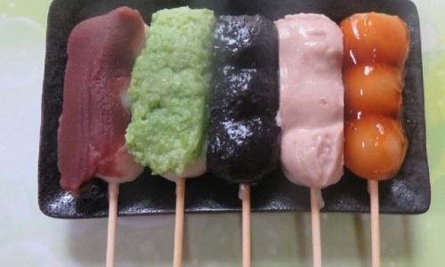 和菓子の代表 お団子にはどんな味 どんな種類の物がある!?