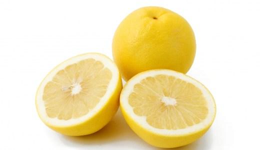 グレープフルーツの皮にはどんな栄養が?美味しい食べ方も!