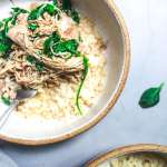 chicken chili verde via Food by Mars (paleo, whole30, instant pot)
