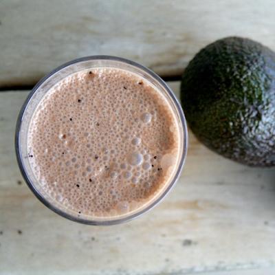 Frozen Avocado Mocha Bliss recipe