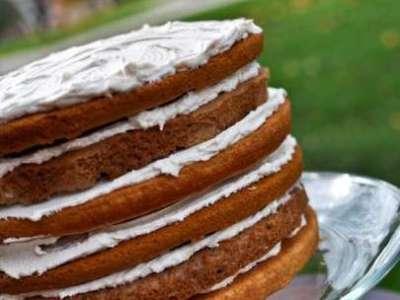 Pumpkin Pie Spice Cake recipe