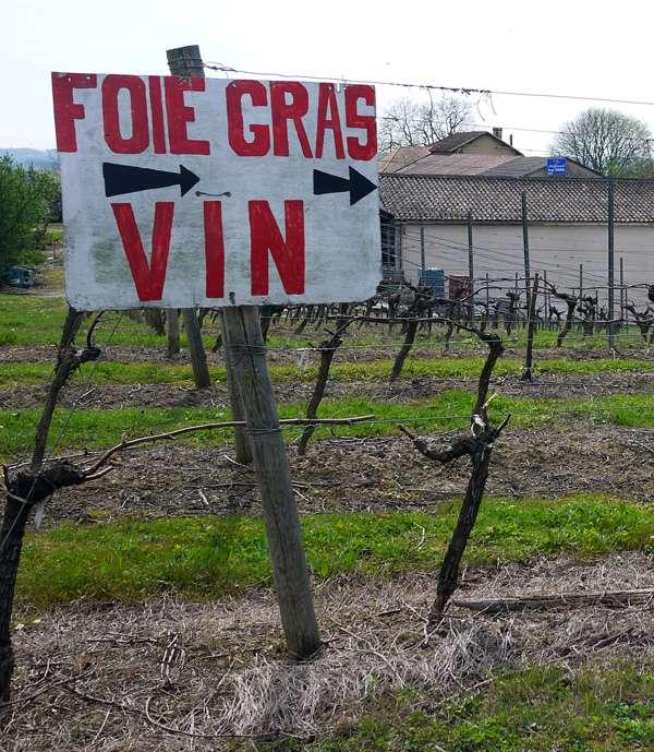 Foie Gras capital of the world: Dordogne France