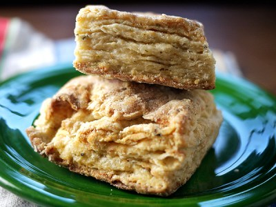 The Sharecropper's Buttermilk Biscuits