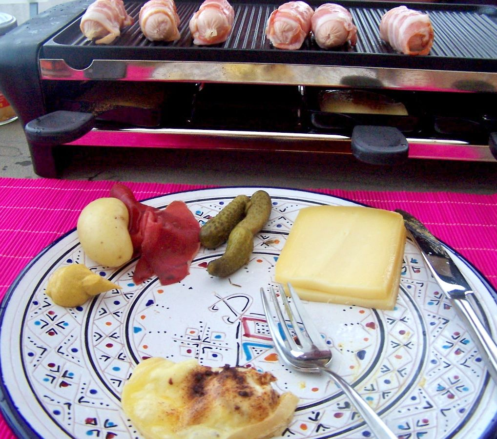 Swiss Raclette Cheese