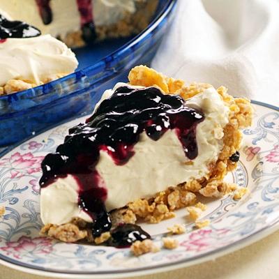 Perfect Match Blueberry Lemon Pie recipe