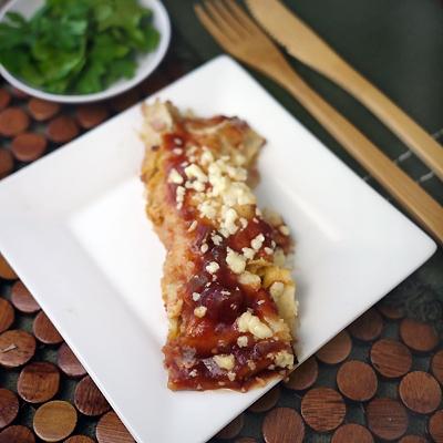 Cheese & Chicken Enchiladas recipe