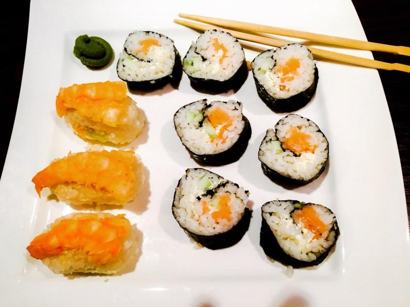 Sushi….nu este fizica cuantica!!