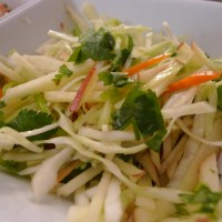 Apple Cider Slaw
