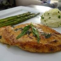 Sautéed Chicken Breasts with Tarragon