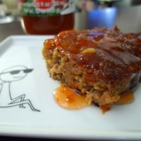 Sweet Chili Glazed Meatloaf