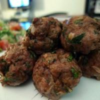 Baked Moroccan Kefta