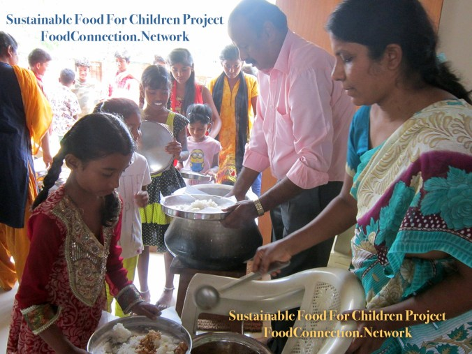 Sustainable Food for Children Project