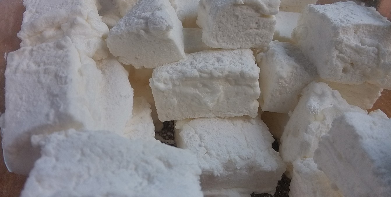 Making marshmallows – The science explained & A recipe