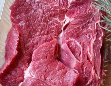 stew meat (runderriblappen) beef