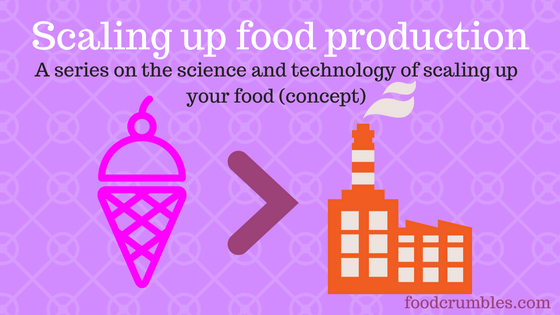How to scale up a recipe for manufacturing food crumbles the how to scale up a recipe for manufacturing forumfinder Choice Image