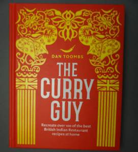 The Curry Guy - cookbook