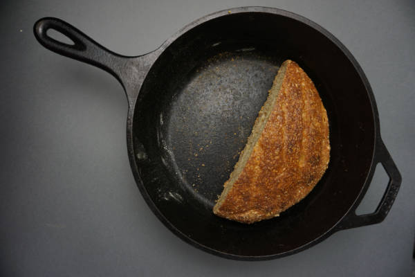 cast-iron braising pan