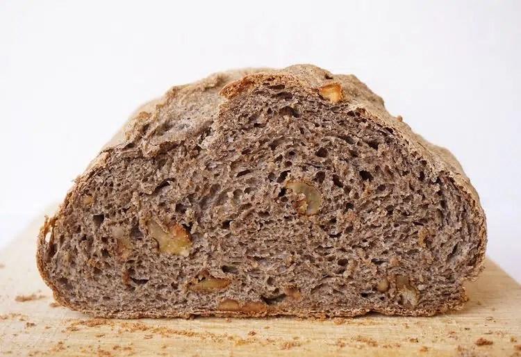 Walnut buckwheat bread – Understanding a recipe