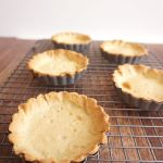 pate sucree - small sweet pie tart shells
