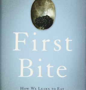 First Bite book cover