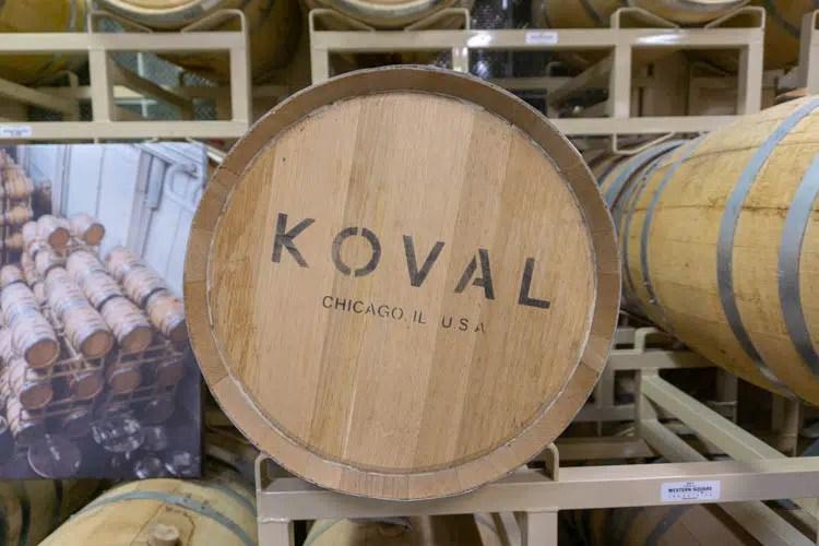 Koval barrels