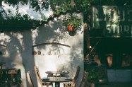Colonia Verde Backyard