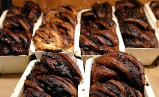 Nutella Chocolate Babka | Bread's Bakery