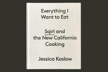 Sqirl Cookbook