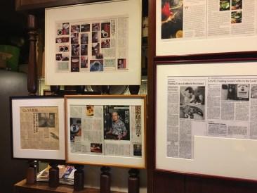 Cafe De L'Ambre Press
