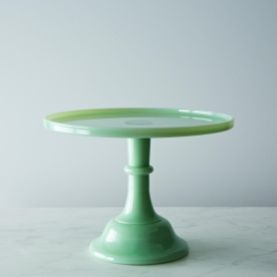 Jadeite Mosser Glass Food Curated
