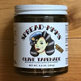 Spread-MMMs Olive Tapenade