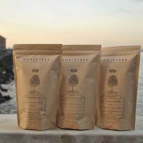 Nobletree Coffee Beans