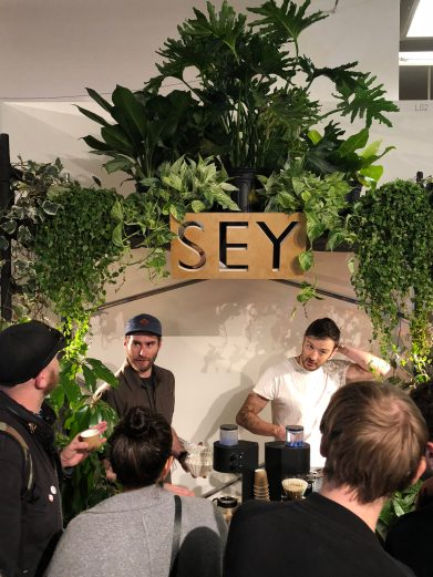 sey coffee, coffee curated, NY Coffee Festival