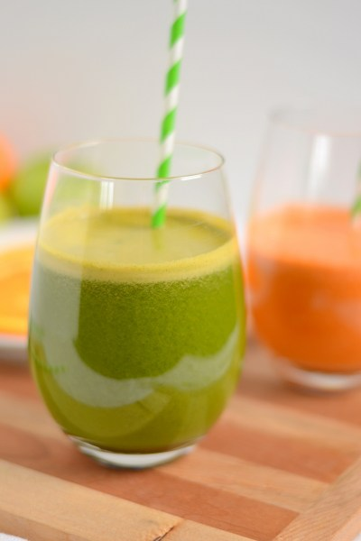 Feel Better Green Juice Image