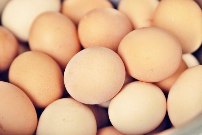 African Foods - Eggs