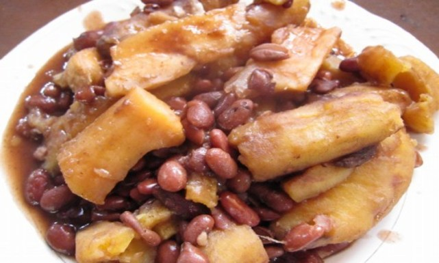 Katogo - Ugandan Food