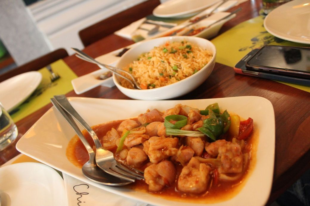 Image result for chi asian cookhouse janpath