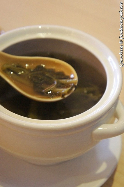 14.Traditioanlly Double Boiled Soup of the day RM 11.90 @paradise inn (23)