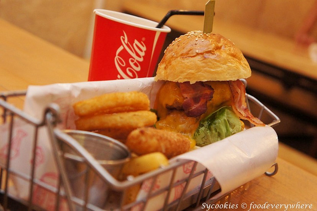 11.bacon and cheese plus+ rm 24-Double Cheddar cheese, double 100% premium pork patties, double pork bacon@ burgertor (1)