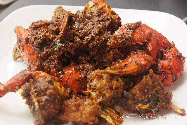 7.crab feast at parkroyal kl (13)