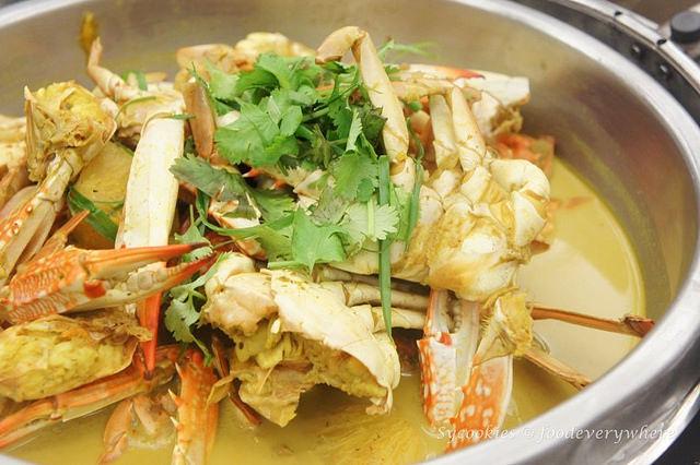 11.crab feast at parkroyal kl (7)
