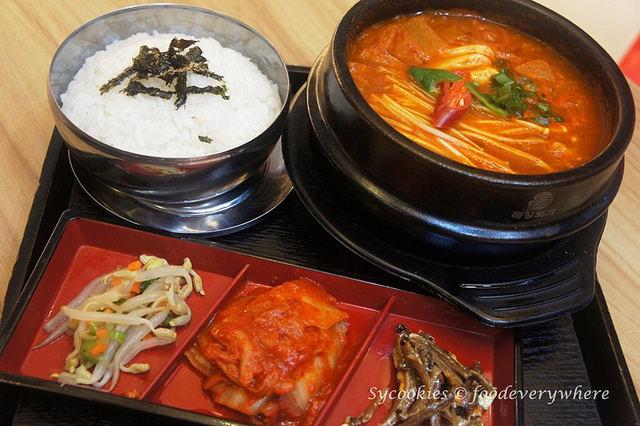 5.  Myeong-dong Topokki 1 Utama